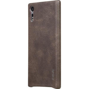 Etui X-Level Vintage Sony Xperia XZ Brown