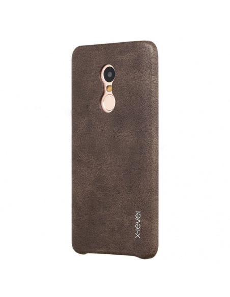 Etui X-Level Vintage Redmi Note 4 Brown