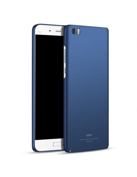 Etui MSVII Xiaomi Mi5 Blue + Szkło