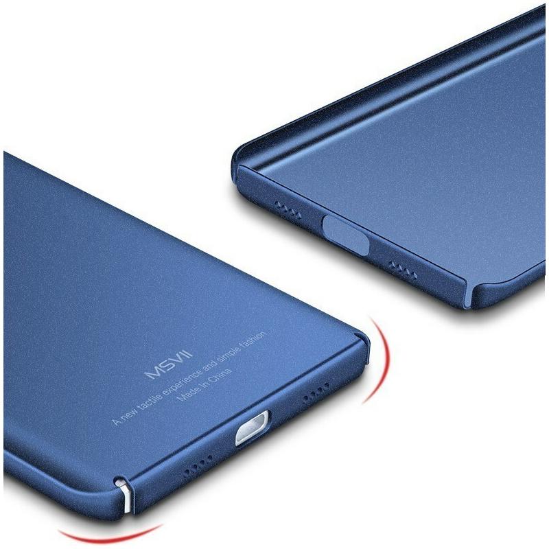 MSVII Xiaomi Mi5 Blue + Screen Protector
