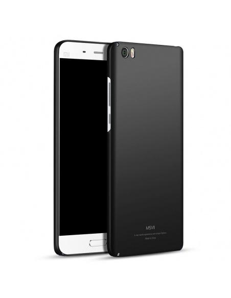 Etui MSVII Xiaomi Mi5 Black + Szkło