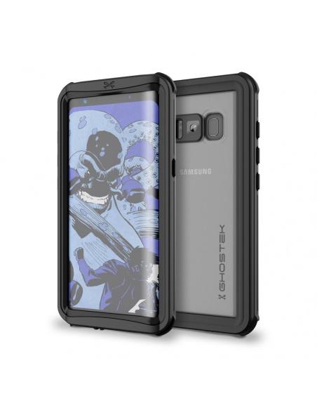 Waterproof Case Ghostek Nautical Samsung Galaxy S8 Black