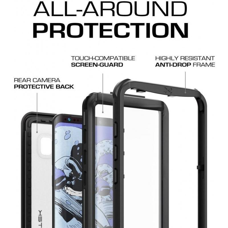 Wodoszczelne Etui Ghostek Nautical Apple iPhone 6/6S Black