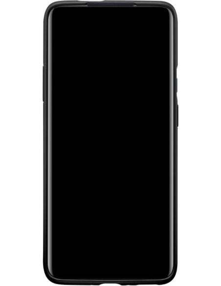 Etui OnePlus 7T Pro Karbon Bumper Case Czarne