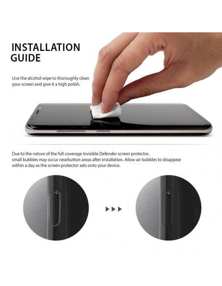 Folia Ringke Invisible Defender Samsung Galaxy Note 8 Full Cover