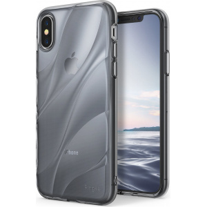 Ringke Flow iPhone X Smoke Black
