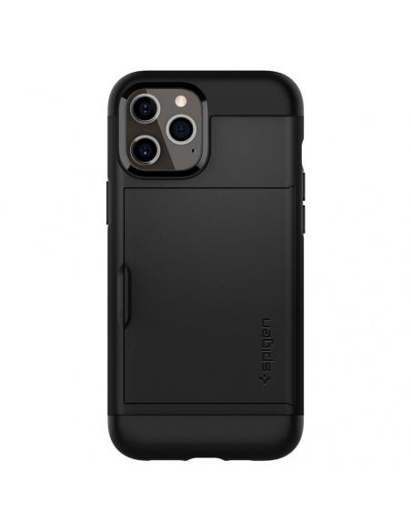 Spigen Slim Armor CS Apple iPhone 12/12 Pro Black