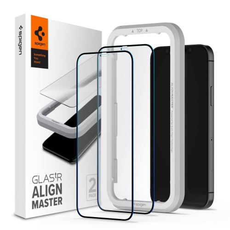 Spigen GLAS.tR AlignMaster Apple...