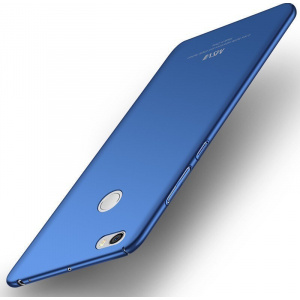 Etui MSVII Xiaomi Mi Max 2 Blue + Szkło