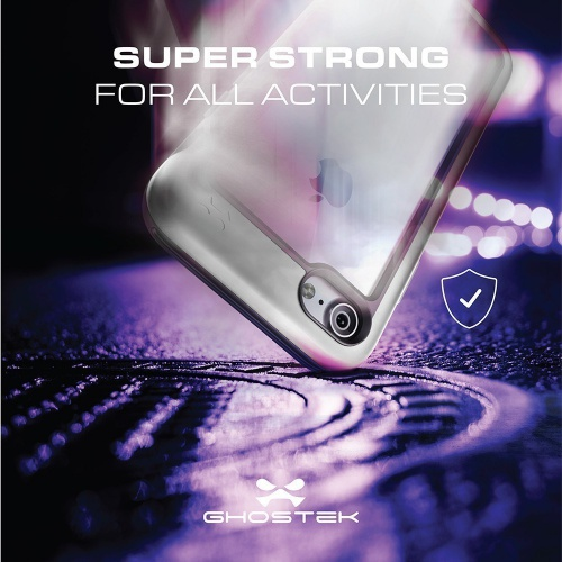 Etui Ghostek Atomic Slim iPhone 8/7 Black
