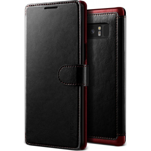Etui VRS Design Layered Dandy Galaxy Note 8 Black