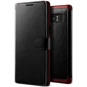 VRS Design Layered Dandy Galaxy Note 8 Black