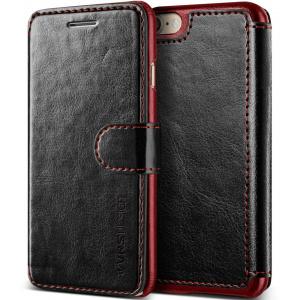Etui VRS Design Layered Dandy iPhone 8/7 Black
