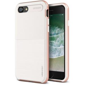 VRS Design High Pro Shield S iPhone 8/7 White Rose