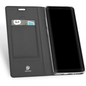DuxDucis SkinPro Samsung Galaxy Note 8 Gray + Screen Protector