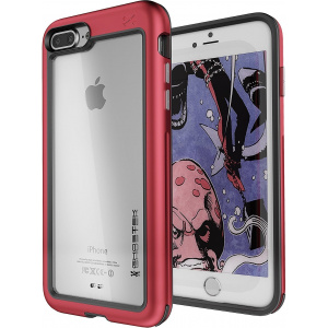 Ghostek Atomic Slim iPhone 8/7 Plus Red