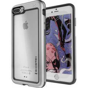 Ghostek Atomic Slim iPhone 8/7 Plus Silver