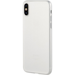 Etui Benks Lollipop iPhone X Elegant White