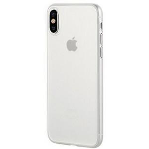 Etui Benks Lollipop iPhone X Transparent White