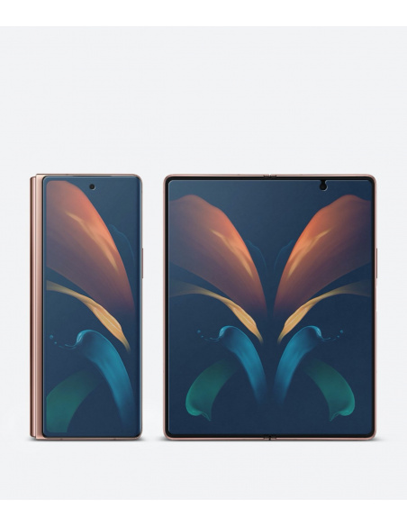 Ringke Invisible Defender Samsung Galaxy Z Fold 2 [2 PACK]
