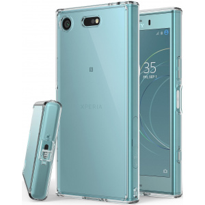 Etui Ringke Fusion Xperia XZ1 Compact Crystal View