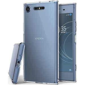 Ringke Fusion Xperia XZ1 Crystal View