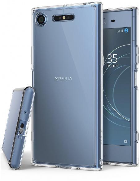Etui Ringke Fusion Xperia XZ1 Clear
