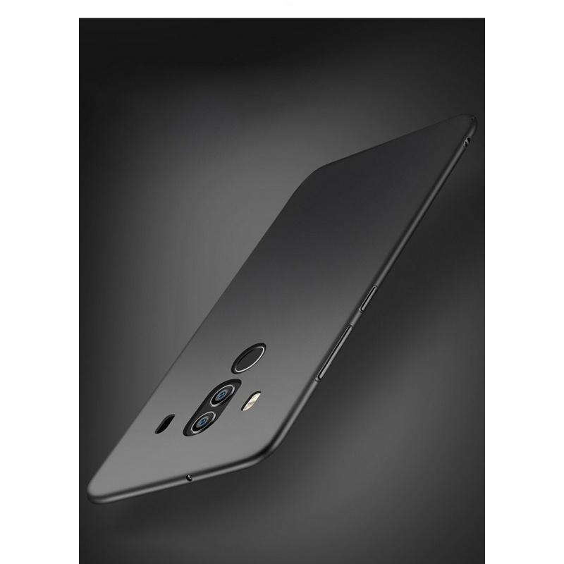 Etui MSVII Huawei Mate 10 Pro Black + Szkło