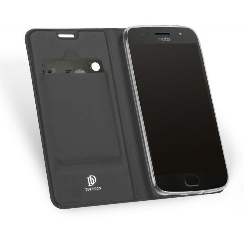 Etui DuxDucis SkinPro Moto G5S Gray