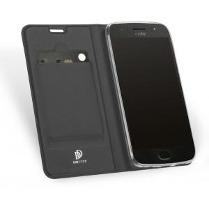 DuxDucis SkinPro Moto G5S Plus Gray