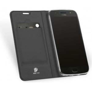 Etui DuxDucis SkinPro Moto G5S Plus Gray