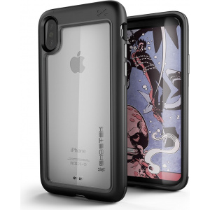 Etui Ghostek Atomic Slim iPhone X Black