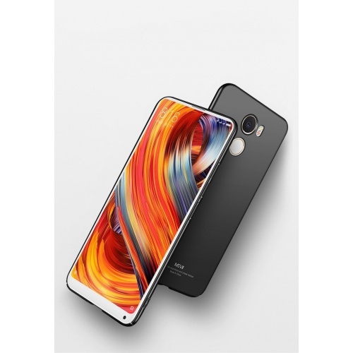 MSVII Xiaomi Mi Mix 2 Black + Screen Protector