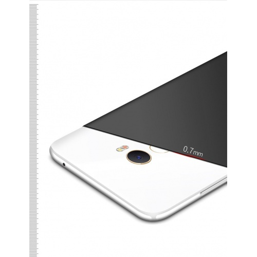 MSVII Xiaomi Mi Mix 2 Red + Screen Protector