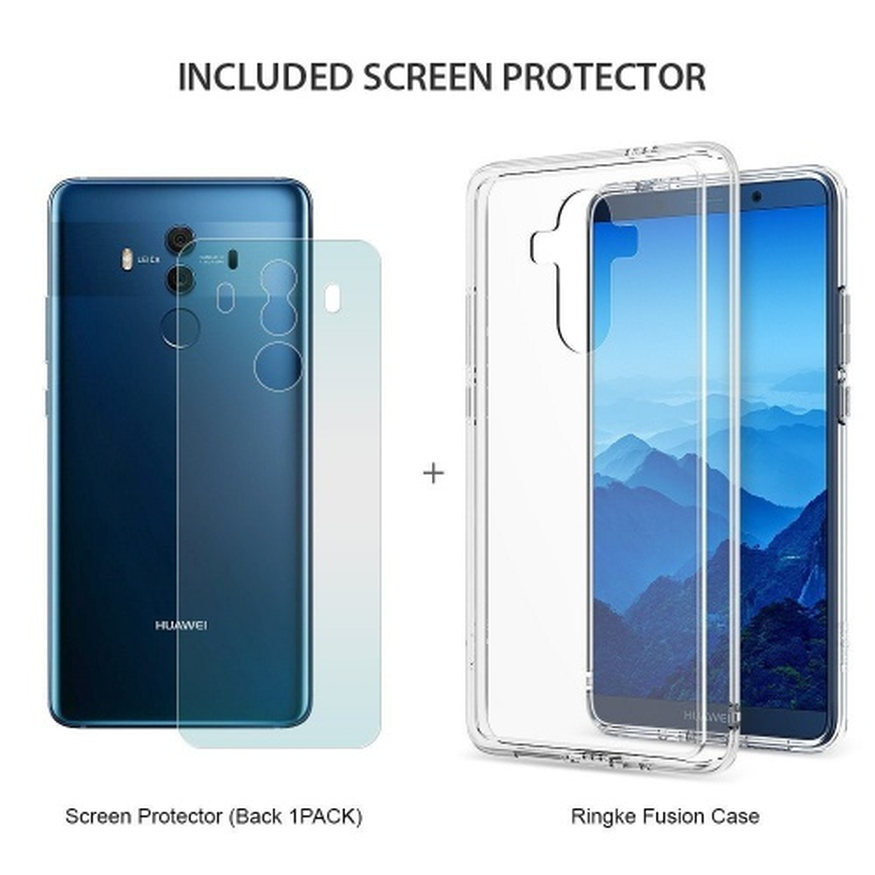 Ringke Fusion Huawei Mate 10 Pro Crystal View