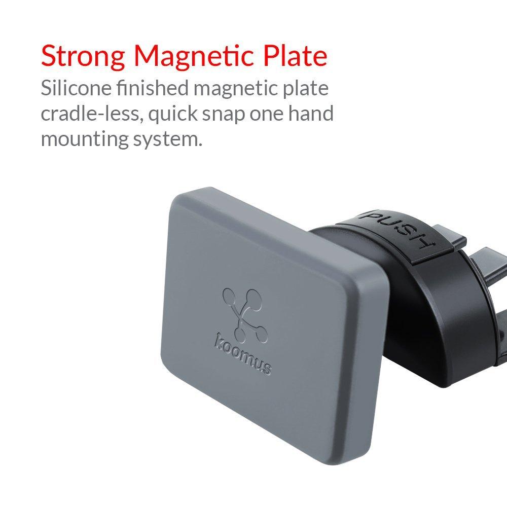 koomus pro cd slot-m magnetyczny uchwyt