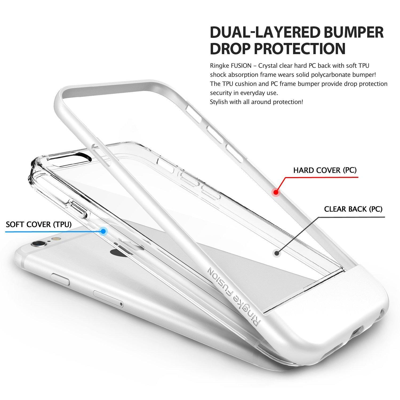ringke fusion frame iphone homescreen