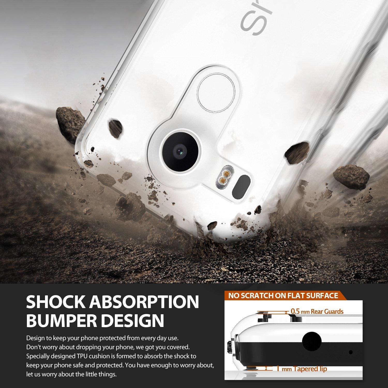 Ringke Fusion Nexus 5X