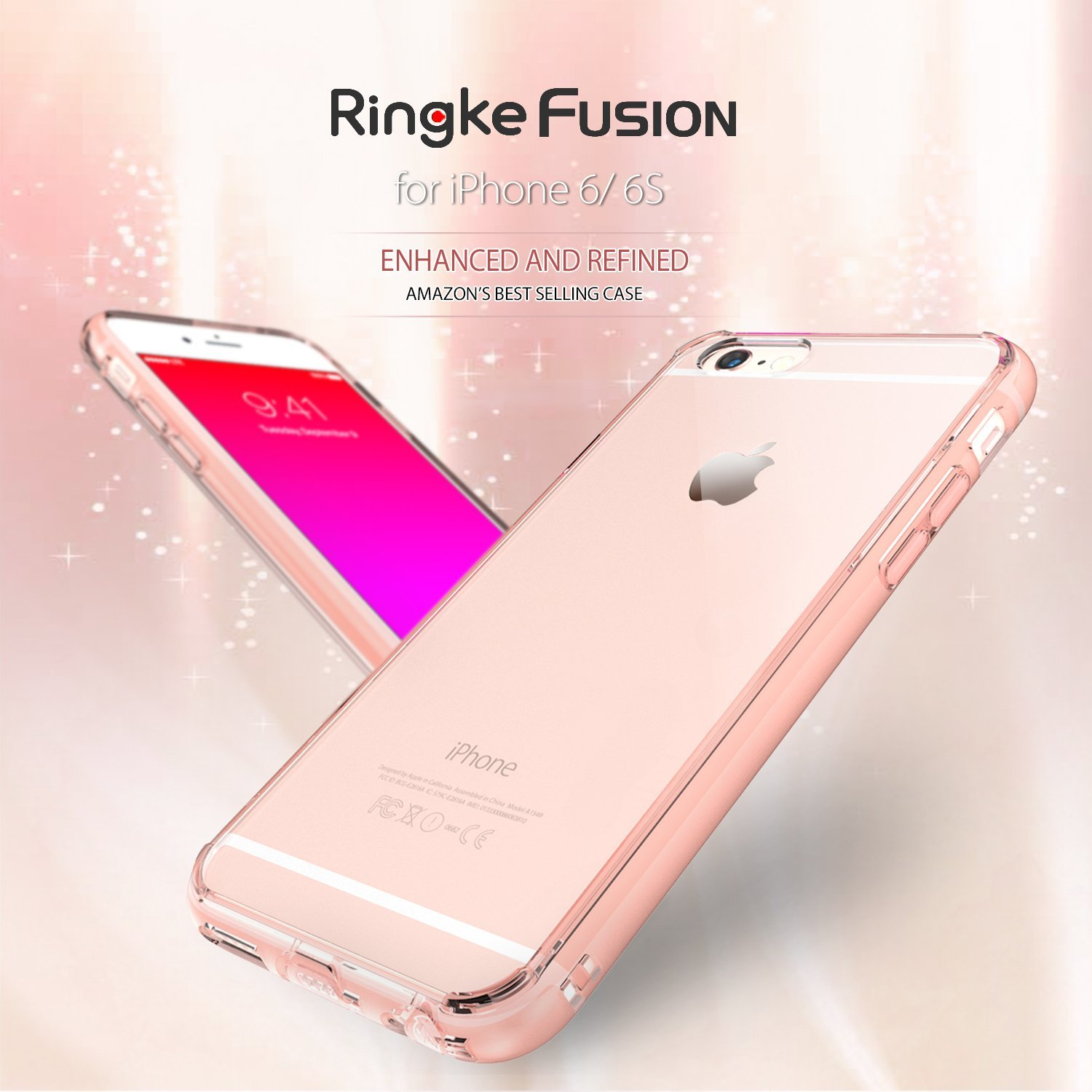 ringke fusion iphone 6S homescreen