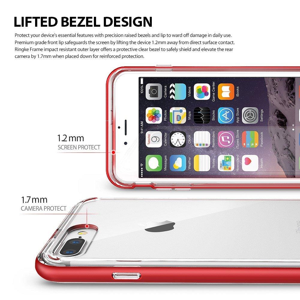 ringke fusion frame iphone