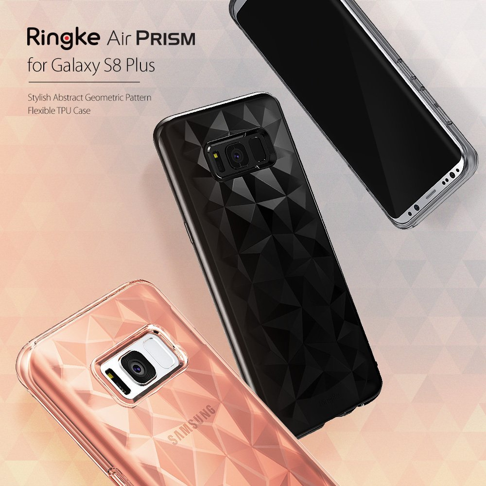 etui ringke air prsm galaxy s8 plus