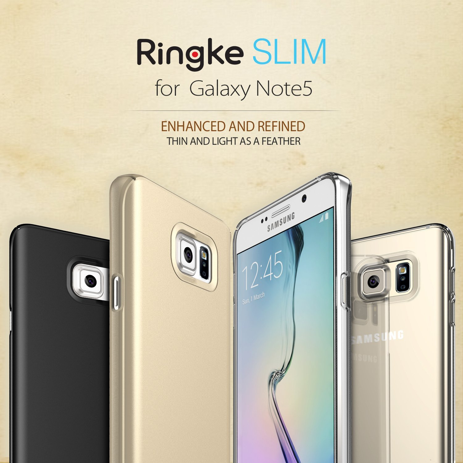 ringke slim samsung galaxy note 5