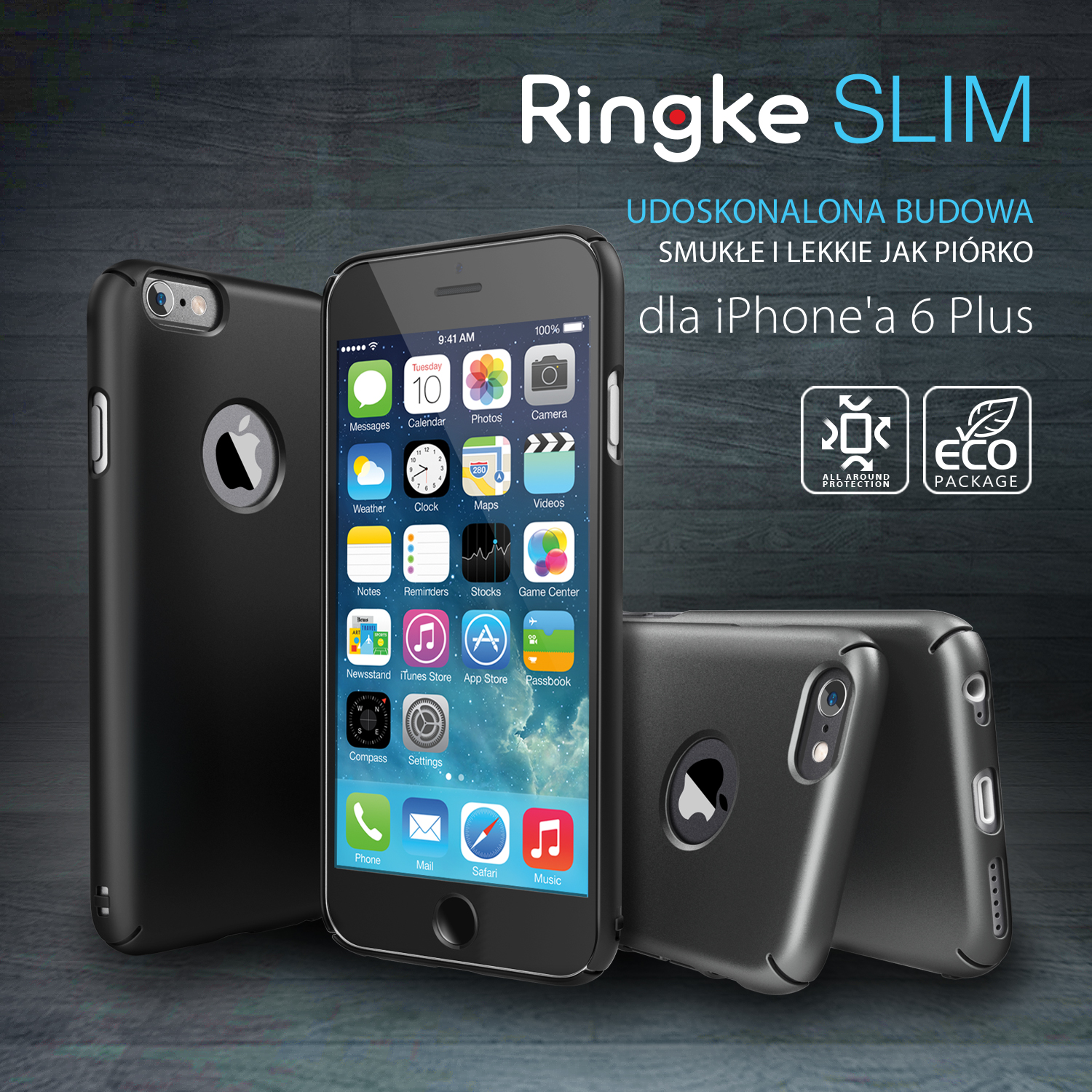 ringke slim iphone 6 homescreen