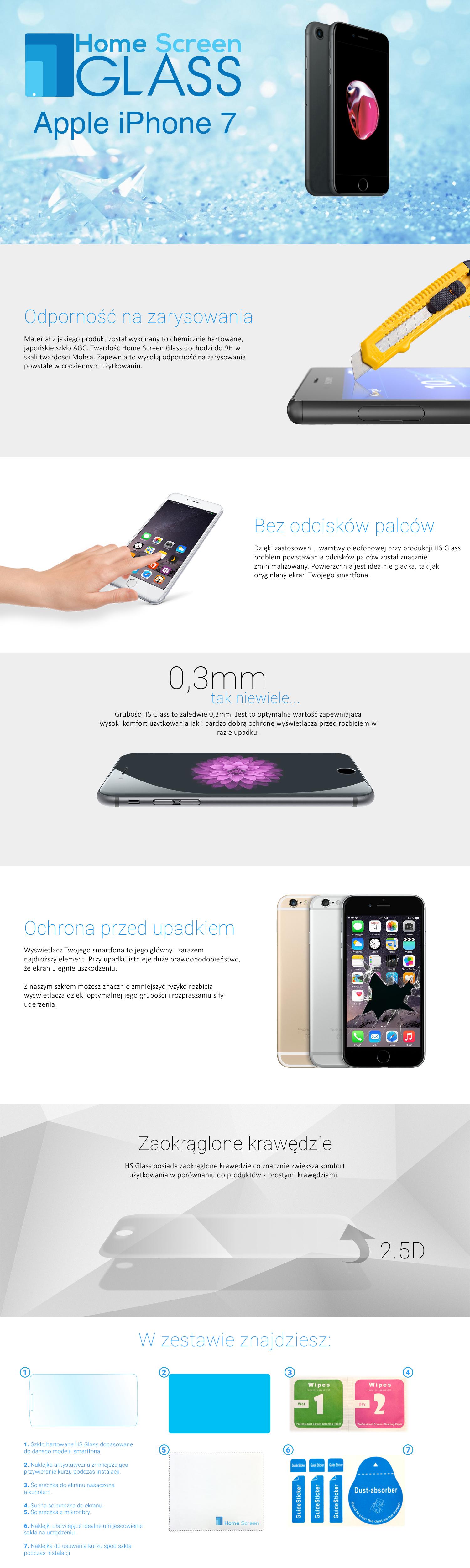 szkło hartowane HTC 10