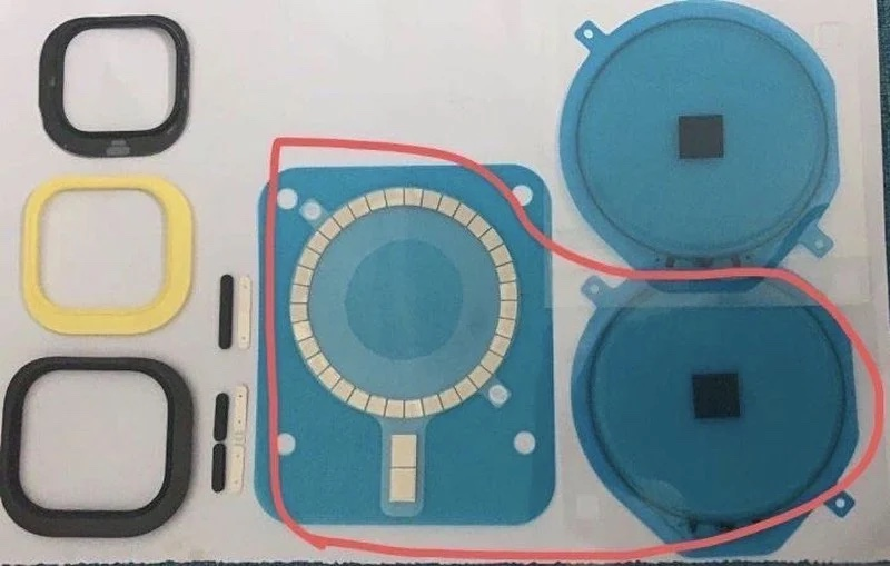iphone 12 magnesy w obudowie