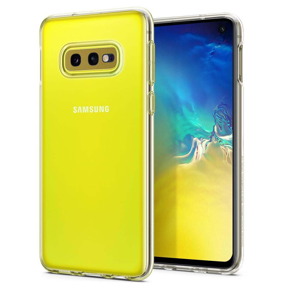 Etui dla Samsunga Galaxy S10e Spigen Liquid Crystal